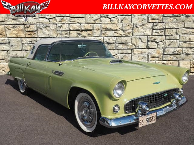 Photo Pre-Owned 1956 Ford Thunderbird Coupe