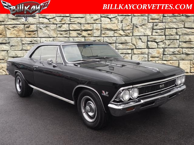 Photo Pre-Owned 1966 Chevrolet Chevelle Coupe