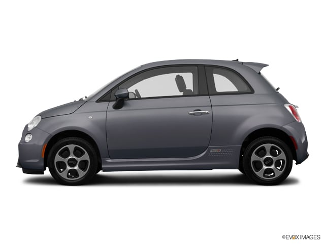 Photo Used 2014 FIAT 500e Battery Electric Hatchback For Sale in Omaha