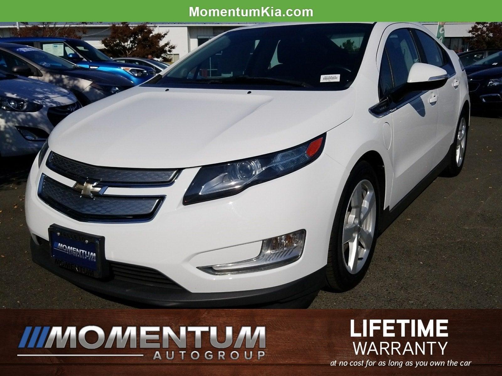 Used 2014 Chevrolet Volt Base Hatchback in Fairfield CA