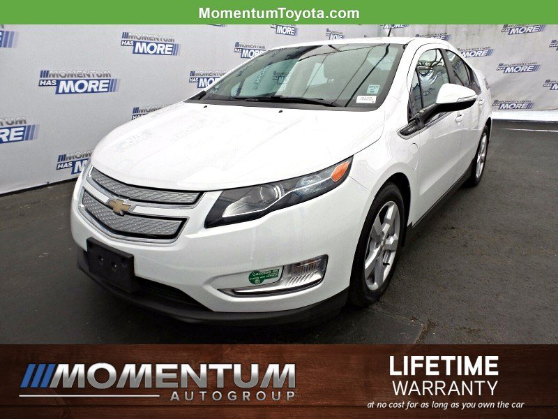 Photo Used 2014 Chevrolet Volt Base Hatchback in Fairfield CA