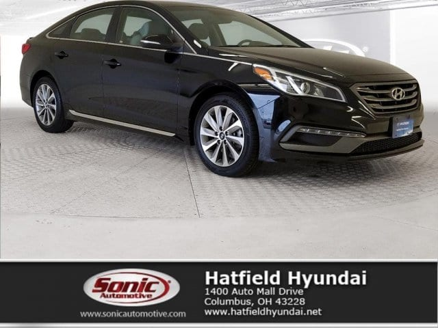 Photo 2015 Hyundai Sonata 2.4L Sport Sedan in Columbus