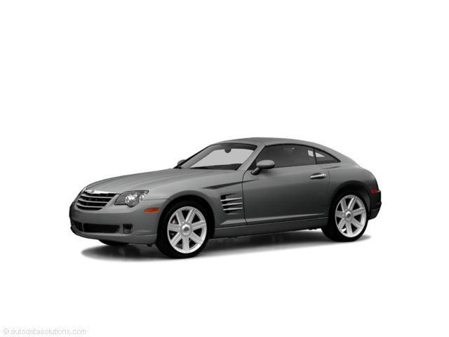 Photo 2004 Chrysler Crossfire 2dr Cpe Coupe in Columbus