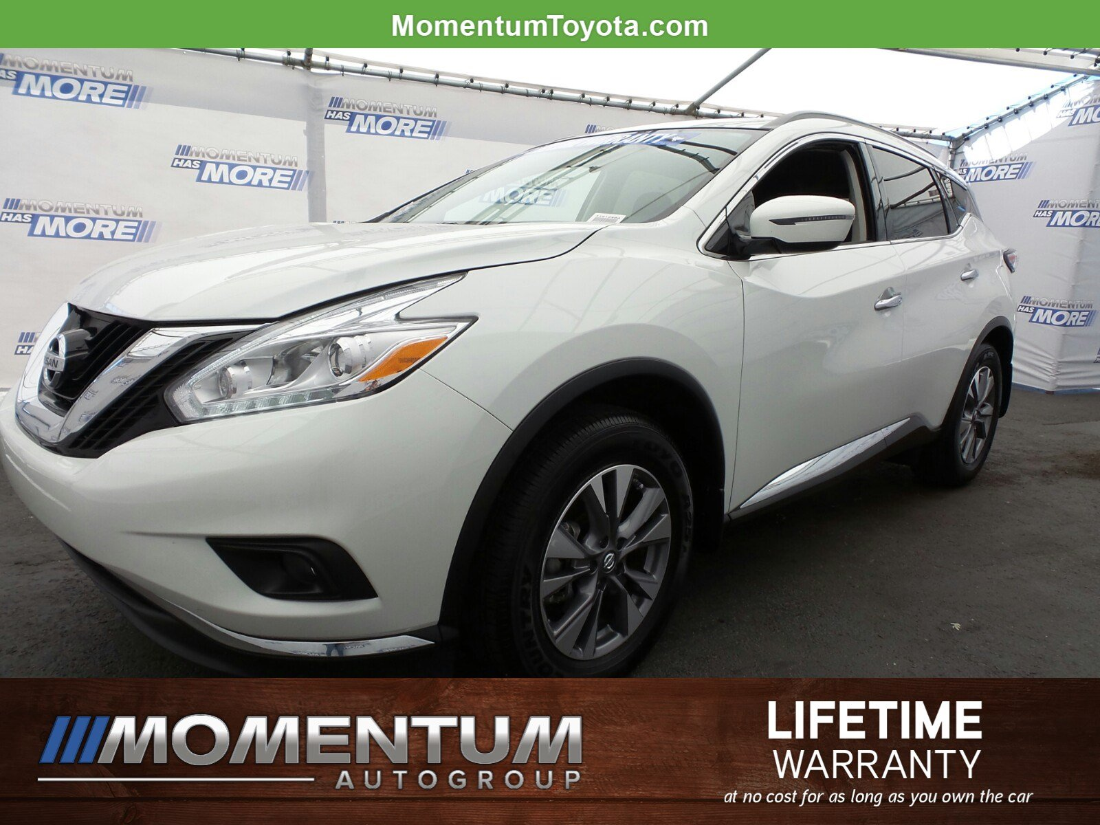 Photo Used 2016 Nissan Murano SUV in Fairfield CA