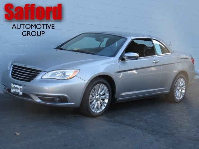 Photo 2014 Chrysler 200 Limited Convertible