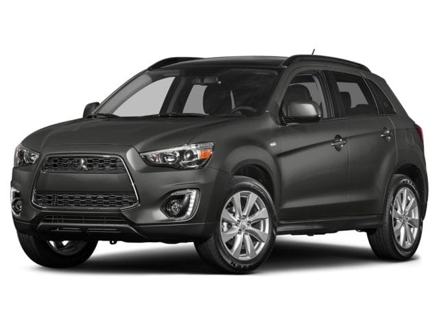 Photo Used 2015 Mitsubishi Outlander Sport ES SUV in Bloomington, IL