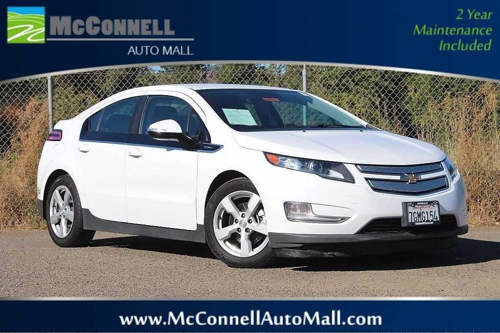 Photo 2014 Chevrolet Volt Base Hatchback - Used Car Dealer Serving Santa Rosa  Windsor CA
