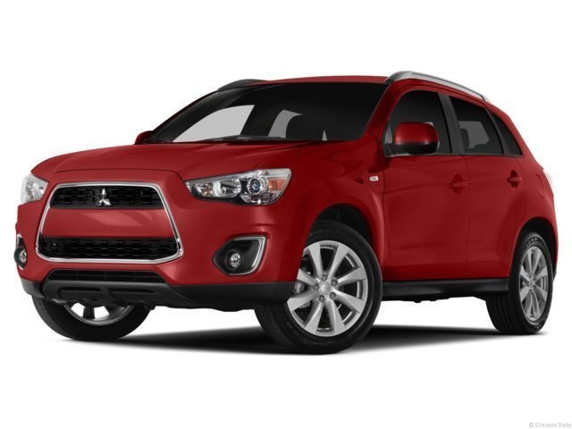 Photo Used 2013 Mitsubishi Outlander Sport AWD 4dr CVT SE For Sale Streamwood, IL