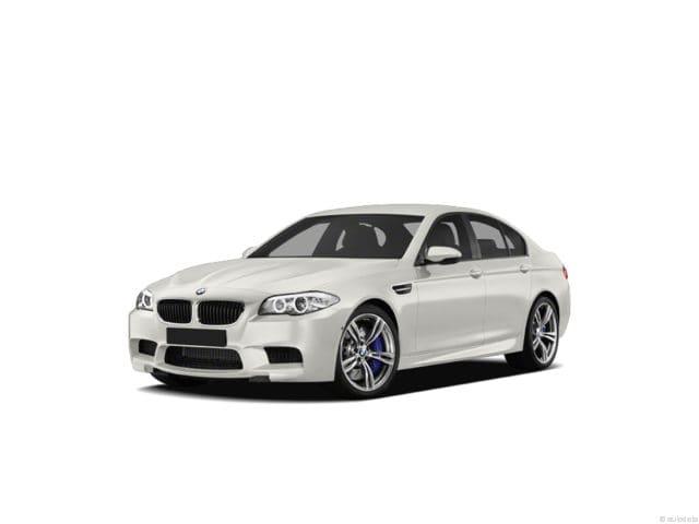 Photo 2013 BMW M5 Sedan Rear-wheel Drive