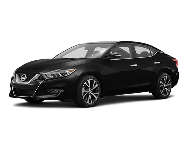 Photo Certified Pre-Owned 2017 Nissan Maxima 3.5 SV Sedan For Sale Austin, Texas