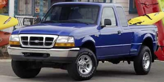 Photo Pre-Owned 2000 Ford Ranger Supercab 126 WB XL RWD Extended Cab Pickup