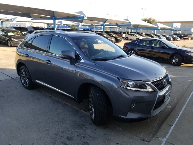 Photo 2015 LEXUS RX 350 For Sale Near Fort Worth TX  DFW Used Car Dealer