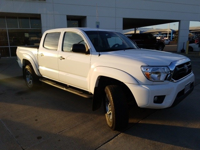 Photo 2014 Toyota Tacoma Base For Sale Near Fort Worth TX  DFW Used Car Dealer