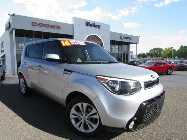 Photo 2016 Kia Soul Energy Edition in Albuquerque, NM