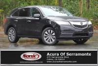 Used 2015 Acura MDX FWD with Technology Package