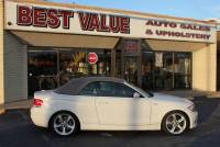 2008 BMW 1 Series 135i 2dr Convertible