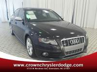 Pre-Owned 2012 Audi S4 3.0 Sedan in Greensboro NC