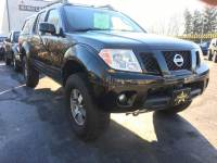 2009 Nissan Frontier 4x4 PRO-4X Crew Cab Short Bed 4dr 5A