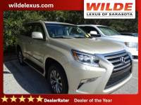 Certified Pre-Owned 2014 Lexus GX 460 4WD 4dr 4WD