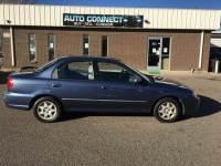 2003 Kia Spectra 4dr Sedan