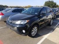 2013 Toyota RAV4 Limited Navigation, Sunroof & Blind Spot Monitor SUV Front-wheel Drive 4-door