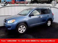 Used 2012 Toyota RAV4 Base For Sale in Wallingford CT | Get a Quote!