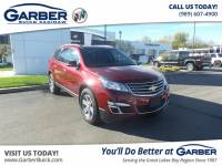 Certified Pre-Owned 2017 Chevrolet Traverse LT w/1LT AWD