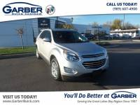 Certified Pre-Owned 2017 Chevrolet Equinox LT FWD SUV