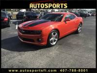 2013 Chevrolet Camaro SS 2dr Coupe w/1SS