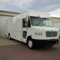 2008 Freightliner MT 55 Morgan Olson P1200
