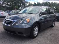 2010 Honda Odyssey EX-L w/RES Van for Sale near Fort Lauderdale, Florida