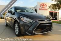 2017 Toyota Yaris iA Base Sedan FWD