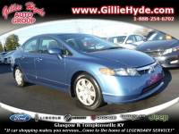 2006 Honda Civic LX 4dr Sedan w/automatic