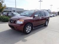 Used 2012 Nissan Armada SUV For Sale in Fort Worth TX