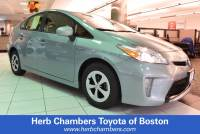 Certified Used 2015 Toyota Prius Two Hatchback Front-wheel Drive in Boston