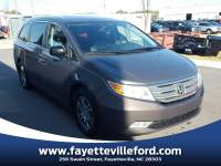 Pre-Owned 2013 Honda Odyssey EX-L Van 6 in Fayetteville NC