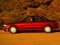 1996 Chevrolet Cavalier LS Sedan 4 cyls
