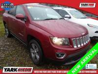 Certified Used 2016 Jeep Compass Latitude 4x4 SUV in Toledo