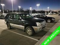 Used 2002 Mercury Mountaineer Base SUV in Toledo
