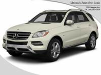 Pre-Owned 2013 Mercedes-Benz M-Class ML 350 4MATIC SUV For Sale St. Louis, MO