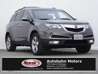 Pre Owned 2012 Acura MDX AWD
