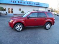 2011 Ford Escape AWD XLT 4dr SUV