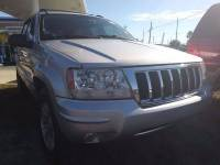 2004 Jeep Grand Cherokee Limited 4dr SUV