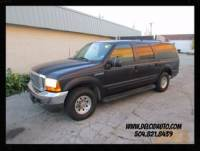 2000 Ford Excursion XLT, 1-Owner! Low Miles! Clean CarFax!