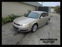 2011 Chevrolet Impala LTZ, Leather! Low Miles! Clean CarFax!