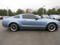 Pre-Owned 2005 Ford Mustang GT Premium RWD 2D Coupe