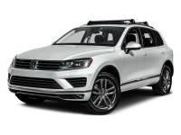 2015 Volkswagen Touareg AWD TDI Lux 4dr SUV