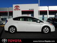 2014 Toyota Prius Four Hatchback Front-wheel Drive
