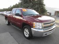 PRE-OWNED 2013 CHEVROLET SILVERADO 1500 LT RWD EXTENDED CAB