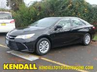 2017 Toyota Camry LE Sedan Front-wheel Drive